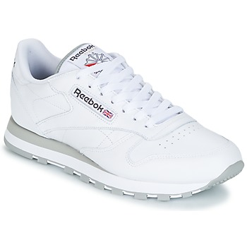 Chaussures Homme Baskets basses Reebok Classic CLASSIC LEATHER Blanc