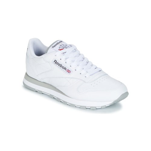Chaussures Baskets basses Reebok Classic CLASSIC LEATHER Blanc