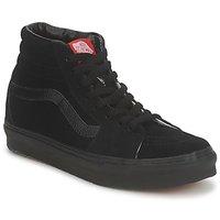 Chaussures Homme Baskets montantes Vans SK8 HI BLACK/BLACK