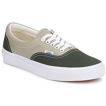 Chaussures Baskets basses Vans ERA Vert / Gris
