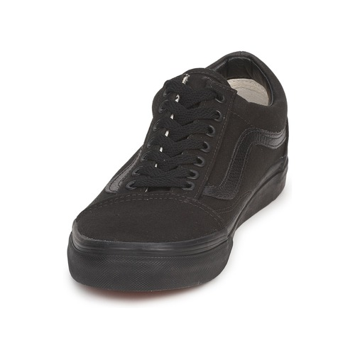 Skool Vans Old Baskets Basses Noir D29IHWEY