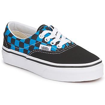 Chaussures Enfant Baskets basses Vans ERA KIDS Bleu / Noir