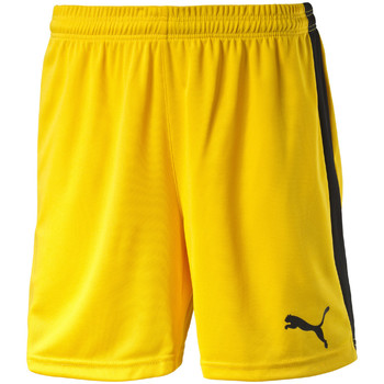 Vêtements Homme Shorts / Bermudas Puma Pitch Shorts Without Innerbrief Jaune
