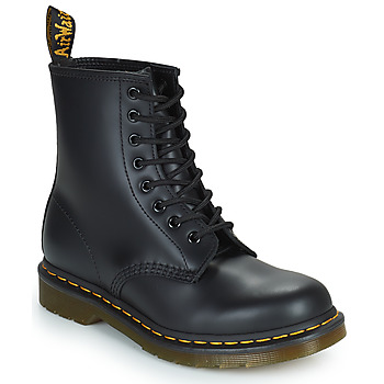 Chaussures Boots Dr Martens 1460 8 EYE BOOT Black