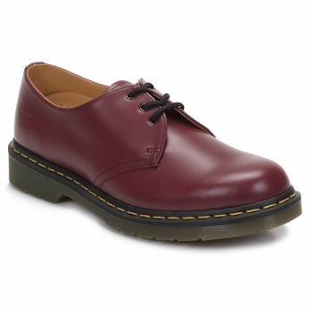 Chaussures Derbies Dr Martens 1461 3 EYE SHOE Cherry