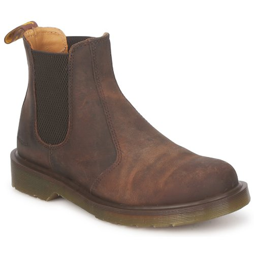Chaussures Boots Dr Martens 2976 CHELSEA BOOT Gaucho Crazy Horse