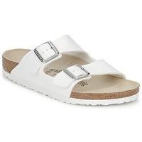 Chaussures Mules Birkenstock ARIZONA Blanc