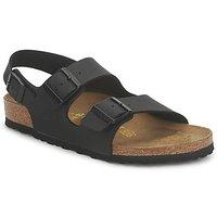 Chaussures Sandales et Nu-pieds Birkenstock MENS MILANO Black