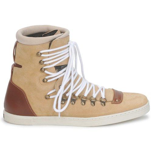 Homme Duke Chaussures Swear Boots Beige dBCxoe