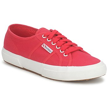 Chaussures Baskets basses Superga 2750 COTU CLASSIC Red