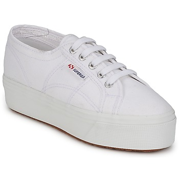 Chaussures Femme Chaussons Superga 2790 LINEA WHITE