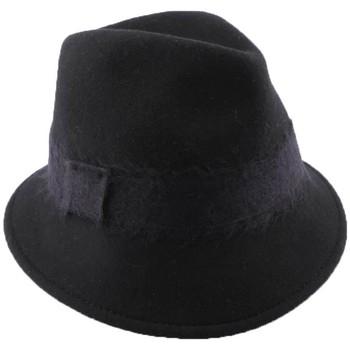 Accessoires textile Femme Chapeaux Léon Montane Chapeau Feutre Gate en coloris Noir Noir