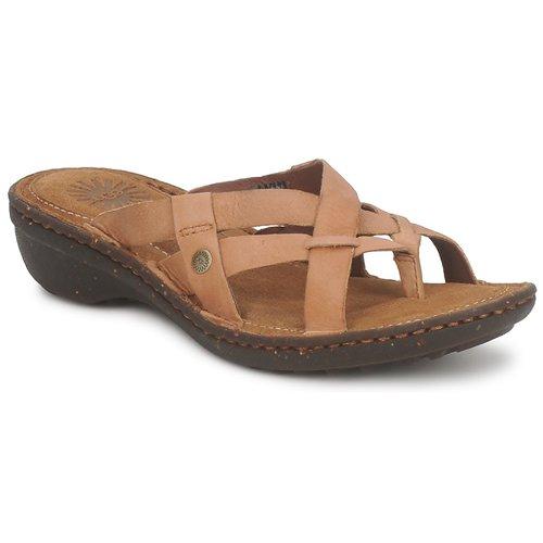 Chaussures Femme Sandales et Nu-pieds UGG UGG AUSTRALIA LANNI Caramel