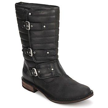 Bottines / Boots UGG TATUM Black 350x350