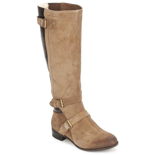 Chaussures Femme Bottes ville UGG CYDNEE Fawn