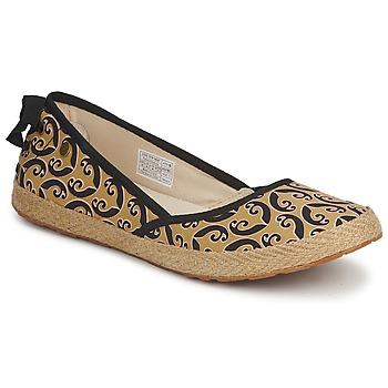 Chaussures Femme Slips on UGG INDAH MARRAKECH BLACK