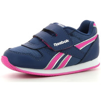Chaussures Fille Baskets basses Reebok Sport Royal Classic Jogger Marine