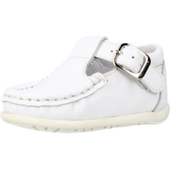 Chaussures Garçon Mocassins Landos 27848 Blanc