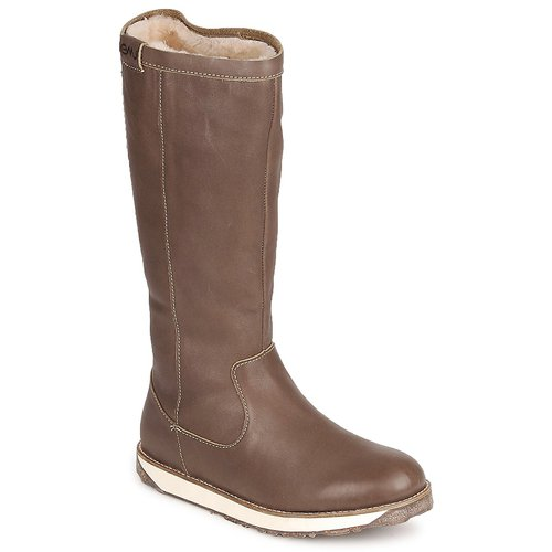 EMU LEEVILLE Mushroom - Livraison Gratuite avec  - Chaussures Boot Femme