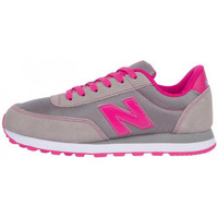 Chaussures Fille Baskets basses New Balance KL501 Junior - Ref. KL501GPY Gris