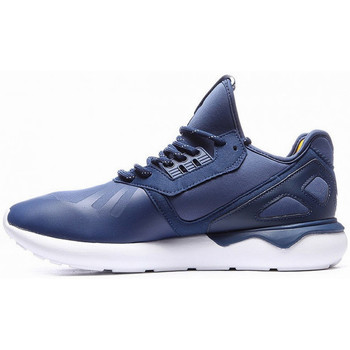 Chaussures Homme Baskets basses adidas Originals Tubular Runner - Ref. S81507 Bleu
