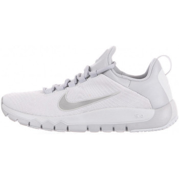 Chaussures Homme Running / trail Nike Free Trainer 5.0 - Ref. 644671-001 Blanc