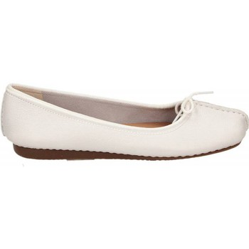 Chaussures Femme Ballerines / babies Clarks FRECKLE ICE MISSING_COLOR