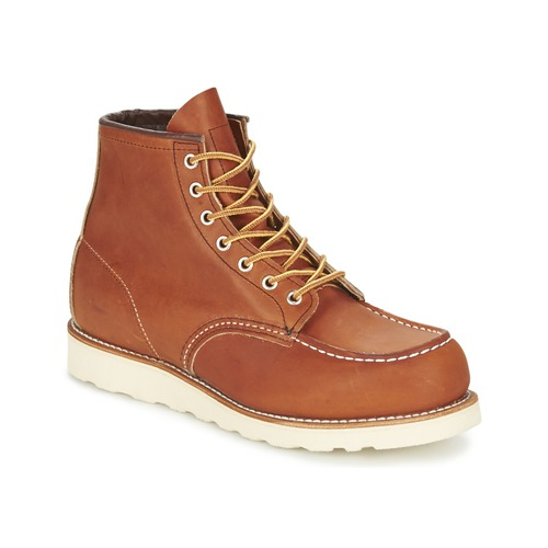 Chaussures Homme Boots Red Wing CLASSIC Marron