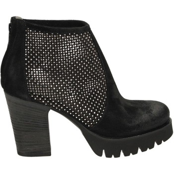 Chaussures Femme Low boots Now VELOUR MISSING_COLOR