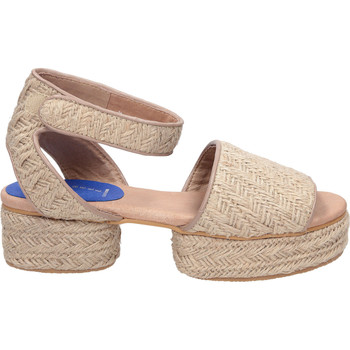 Chaussures Femme Espadrilles Jeffrey Campbell JC FLOATINGPP WEAVE MISSING_COLOR