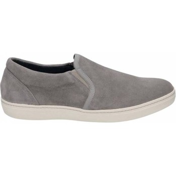 Chaussures Homme Slips on Frau SUEDE MISSING_COLOR