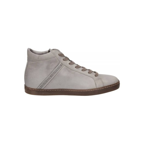 Chaussures Homme Baskets basses Bikkembergs WORDS27 Gris