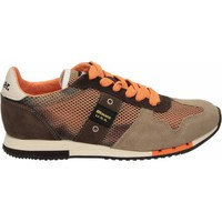 Chaussures Homme Baskets basses Blauer RAY 1B Marron