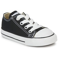 Chaussures Enfant Baskets basses Converse ALL STAR OX Noir