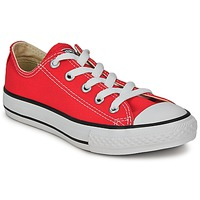 Chaussures Enfant Baskets basses Converse ALL STAR OX Rouge