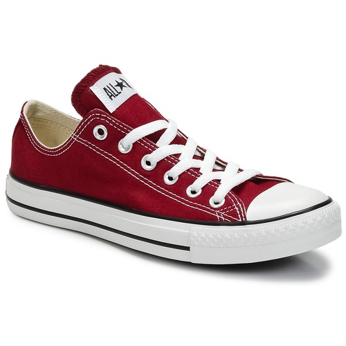 Chaussures Baskets basses Converse ALL STAR CORE OX CRANBERRY/MAROON