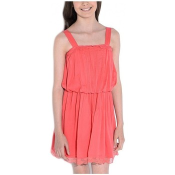 Vêtements Fille Robes courtes Guess Robe  SL Corail Rouge