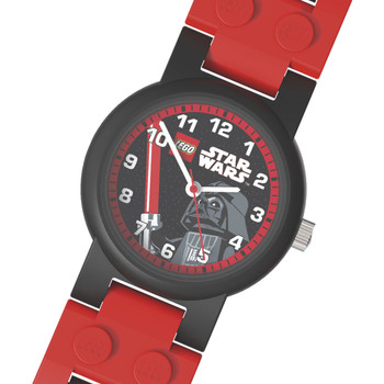 Montre Lego Montre  Star Wars 740407 - Montre Dark Vador Rouge Enfant
