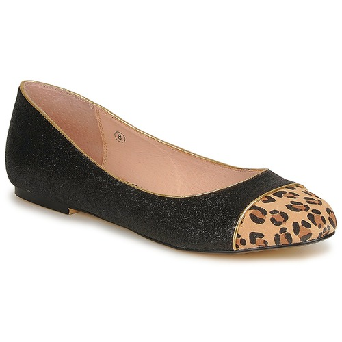 Chaussures Femme Ballerines / babies Ravel KENNEDY Black