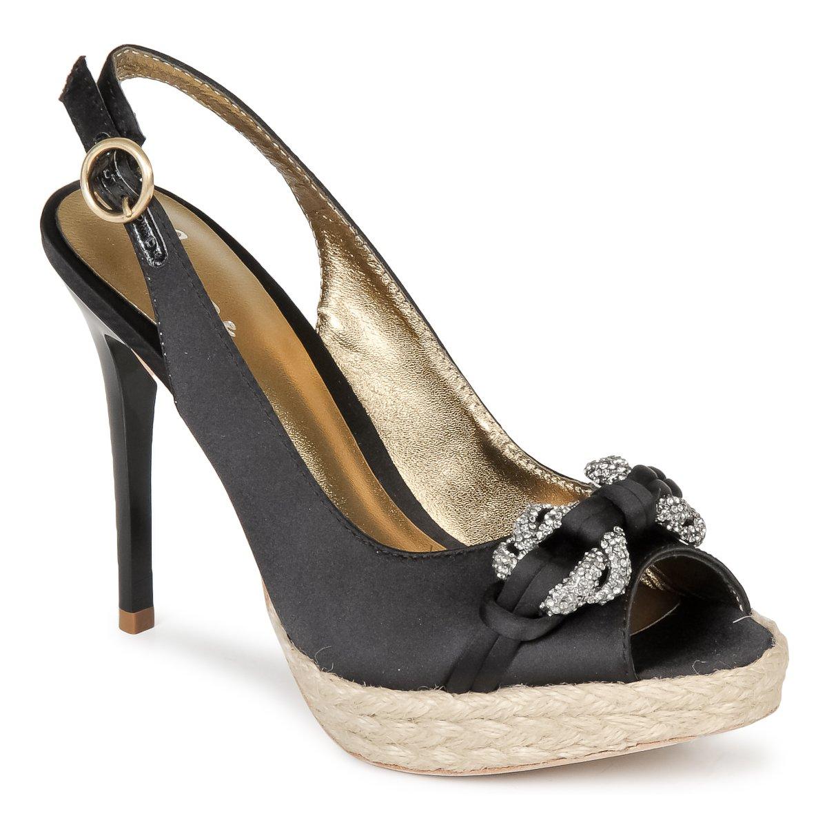 Sandale Bourne VERITY Black