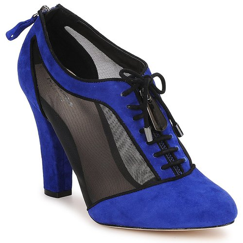 Bourne PHEOBE Blue  - Chaussures Low boots Femme