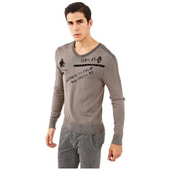 Vêtements Homme Pulls Guess Pull Homme FIORENZIANO GRIS M52R31 35