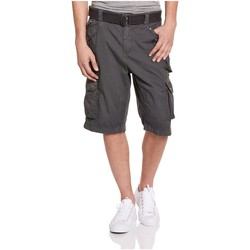 Vêtements Homme Shorts / Bermudas Deeluxe Bermudas  Brother Charcoal 35