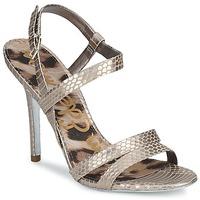 Chaussures Femme Sandales et Nu-pieds Sam Edelman ABBOTT Argenté