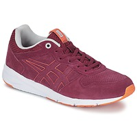 Chaussures Femme Baskets basses Onitsuka Tiger SHAW RUNNER Rouge
