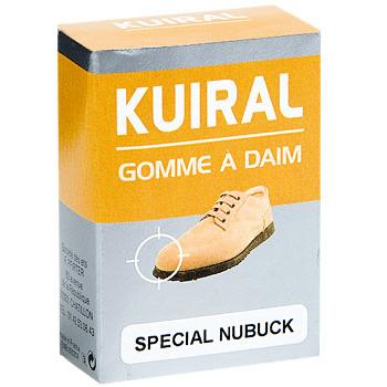 Produits entretien Kuiral GOMME A DAIM