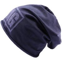 Bonnets Nyls Création Bonnet Oversize JBB Couture Swag Bleu