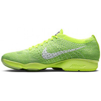 Chaussures Femme Baskets basses Nike Flyknit Zoom Agility - Ref. 698616-700 Vert