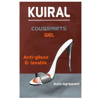 Accessoires Femme Accessoires chaussures Kuiral COUSSINET GEL 0.0