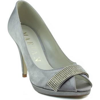 Chaussures Femme Escarpins Marian chaussure de partie talon BRONZE